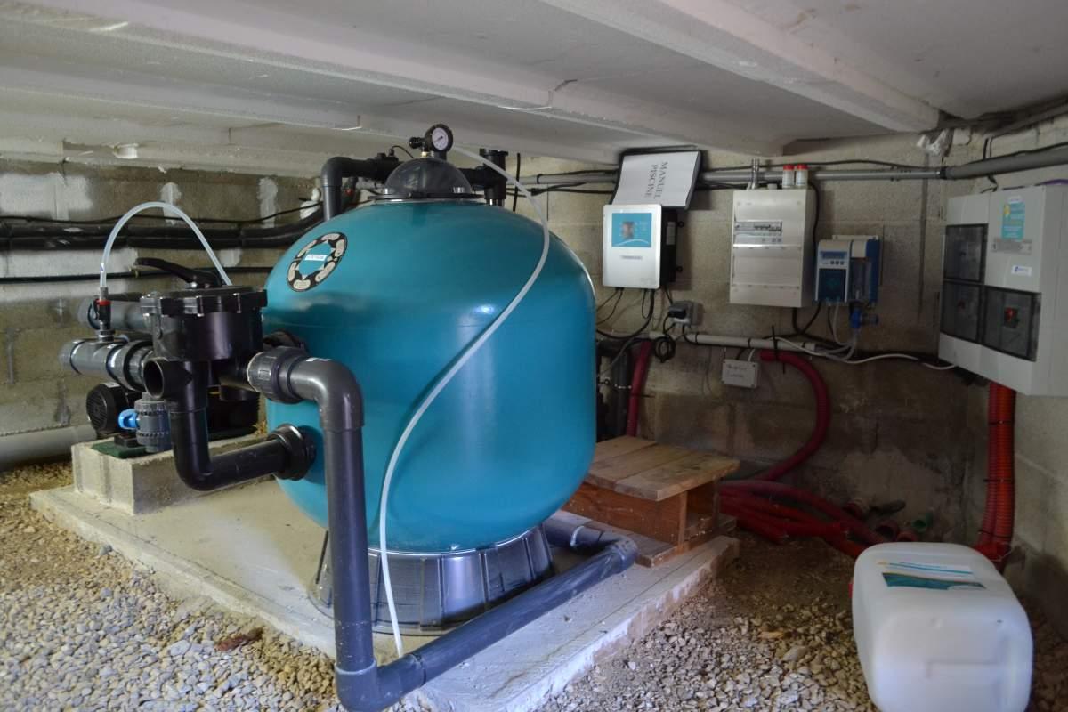 Syst me de filtration et quipements piscine piscine - Systeme filtration piscine desjoyaux ...