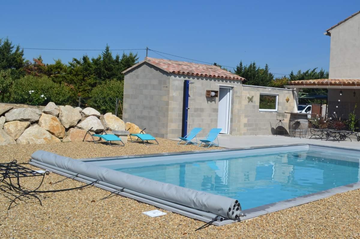 R alisation d 39 une piscine 10m x 5m sur la commune de l for Constructeur piscine vaucluse