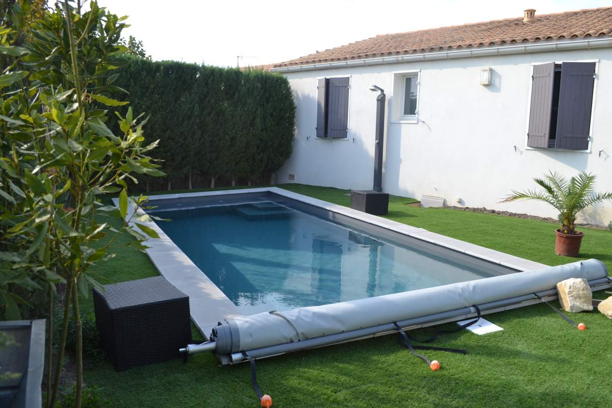 R alisation d 39 une piscine en trap ze rectangle sur l 39 isle for Piscine isle sur sorgue
