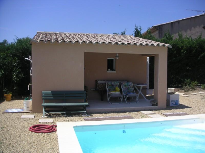 Très bien Extreme Local technique, Pool House - Piscine béton Vaucluse - Inter-Piscine BT59