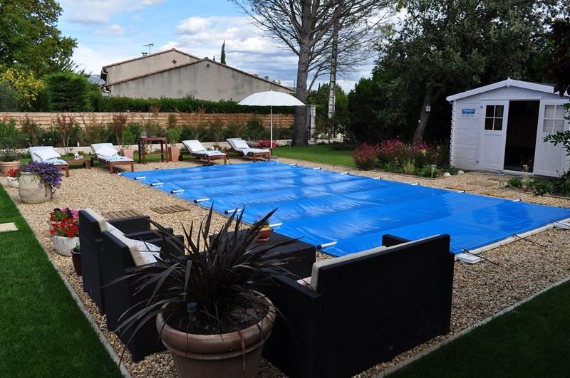 Construction de piscine pvc arm sur l 39 isle sur la sorgue avec local bois 2012 piscine b ton - Verre pile piscine ...