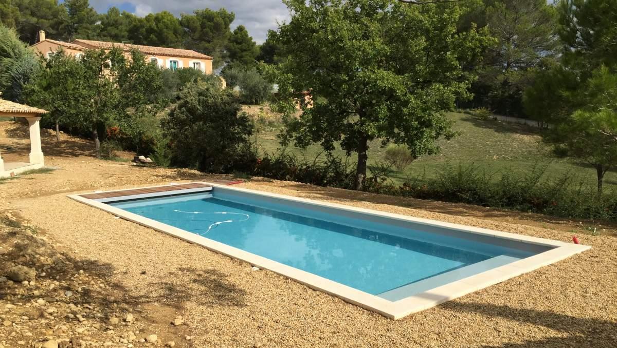 construction d une piscine sur puget en pvc arm 233 gris